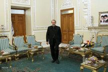 لاریجانی فردا با رئیس سنای پاکستان دیدار میکند