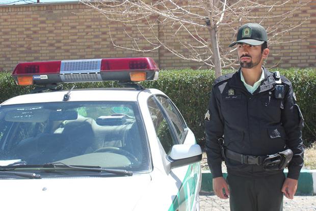 لباس پلیس استان مرکزی مجهز به دوربین شد