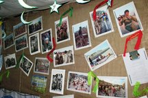 نمایشگاه 'از کربلا تا شام' در کرمانشاه برگزار می شود