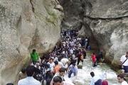 آمار گردشگران نوروزی فیروزکوه سه درصد رشد داشت
