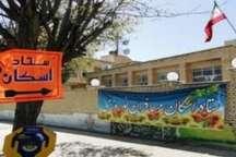 25 هزار نفر در مدارس آبادان اسکان یافتند