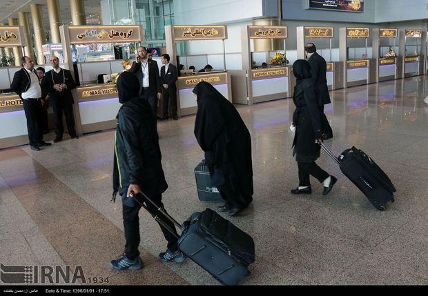 حدود ۱۹ میلیون مسافر امسال به خراسان رضوی سفر کردهاند