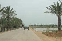 25 محور روستایی در خوزستان مسدود می باشد