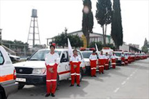 نجات 1235 نفر در 463 عملیات امداد و نجات طی 72 ساعت گذشته