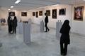 برپایی 2 نمایشگاه در نگارخانه استاد یاسمی تبریز