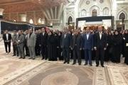 مدیران سازمان استاندارد با آرمانهای امام راحل تجدید میثاق کردند