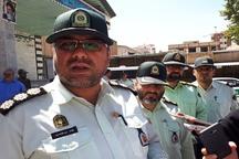 یک باند تهیه و توزیح سلاح در بروجرد متلاشی شد