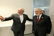 ظریف در حاشیه اجلاس وزرای خارجه عدم تعهد در باکو با کدام مقامات دیدار کرد؟