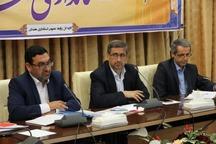 استاندار: نگاه بانک های خصوصی همدان توسعه استان باشد