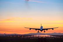 فرود پرواز تهران - دزفول در فرودگاه اصفهان