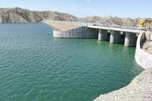 حجم مفید سد شیرین دره در خراسان شمالی کاهش یافت