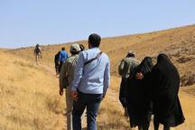 خبرنگاران قزوینی از منطقه حفاظت شده باشگل بازدید کردند
