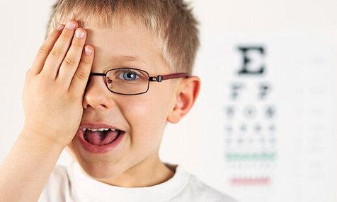 2 تا 4 درصد کودکان ایرانی تنبلی چشم دارند