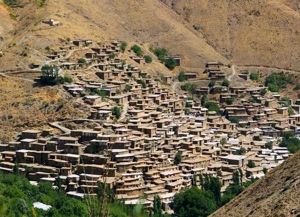 ابلاغ ثبت بافت 10 روستای منطقه هورامان کردستان