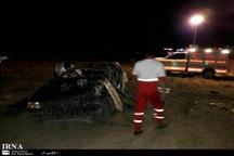 واژگونی خودرو در سبزوار 7 مصدوم بر جای گذاشت