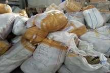 6.8 میلیارد ریال محموله قاچاق کالا و دارو در گمرک بازرگان کشف شد