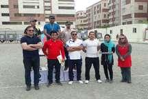 درخشش کمانداران البرزی در مسابقات آزاد کشوری
