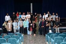 تئاتر«من شدم ونگوگ و تو شدی بت من» در آبادان به روی صحنه رفت+ تصاویر