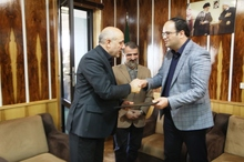 رئیس خبرگزاری ایرنا در استان سمنان معرفی شد