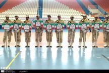 مسابقات فوتسال نیروی انتظامی در مشهد آغاز شد