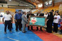 مردان ارومیه قهرمان کونگفو آذربایجانغربی شدند