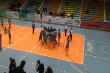 شهرداری قزوین قهرمان مسابقات والیبال  جوانان  کشور شد