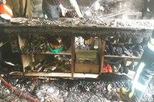 انفجار گاز شهری در تبریز 1 مصدوم بر جای گذاشت