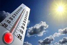 دمای هوای کردستان تا 6 درجه کاهش می یابد