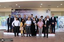 بازدید رایزنان اقتصادی سفارت های خارجی از زادگاه امام خمینی+تصاویر