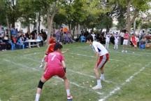 ورزش کبدی در مدارس کردستان آموزش داده می شود