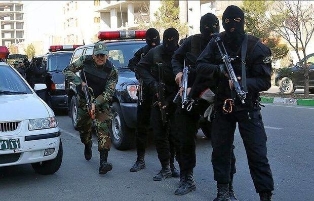 توضیحات پلیس خوزستان درخصوص فوت سرنشین یک خودرو در پی تیراندازی ماموران
