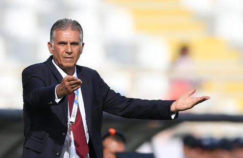 کی روش نخستین مربی صدتایی تاریخ تیم ملی فوتبال ایران می شود