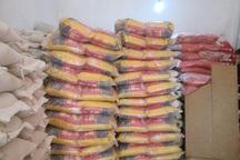 محموله برنج قاچاق در تالش توقیف شد