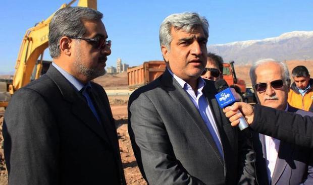 ایستگاه عوارضی امامزاده هاشم به ورودی لوشان انتقال می یابد