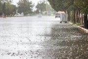 سامانه بارشی در برخی مناطق کرمان فعال است