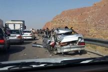 رتبه اول تلفات حوادث رانندگی نوروز امسال به کردستان رسید