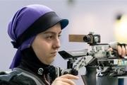 چهارمین سهمیه المپیک 2020 ایران به نام آرمینا صادقیان در تیراندازی