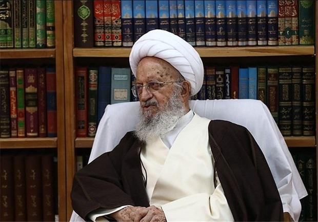 آیت الله مکارم شیرازی با حادثه دیدگان سیل لرستان ابراز همدردی کرد