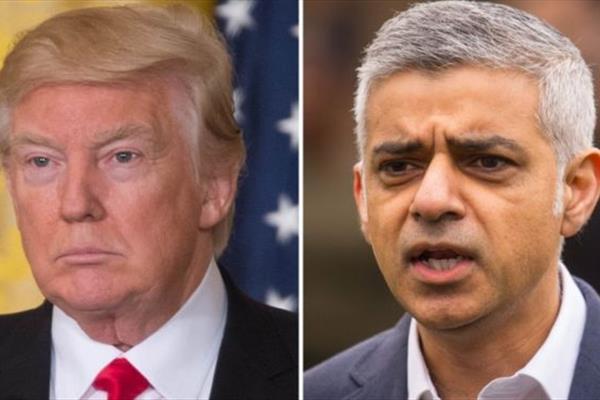 شهردار لندن پاسخ ترامپ را داد/حمایت شهرداران آمریکایی از صادقخان