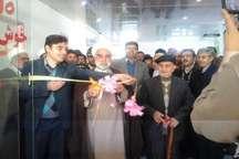 افتتاح 3 بخش جدید درمانگاه صحت شیروان