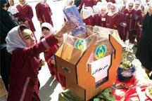 20 هزار پاکت نیکوکاری بین دانش آموزان ماکو و پلدشت توزیع شد