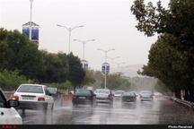 اوج بارشها تا ظهر امروز در نیمه غربی کشور  آبگرفتگی معابر در استانهای گلستان و مازندران  کاهش 8 درجهای دما در تهران