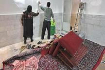 توصیه های ایمنی سازمان آتش نشانی رشت برای خانه تکانی نوروز