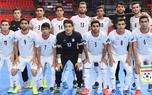 تیم ملی فوتسال در رده ششم جهان و اول آسیا قرار گرفت