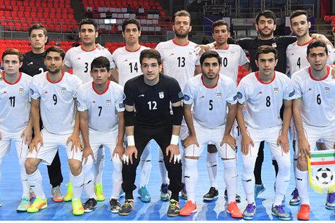تیم ملی ایران با پیروزی مقابل تایلند فینالیست شد/ سهمیه المپیک به ایران رسید