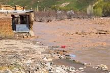 سیل به جاده های روستایی سلسله خسارت زد