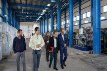 بهره برداری از فاز اول نیروگاه 25 مگاواتی تولید پراکنده