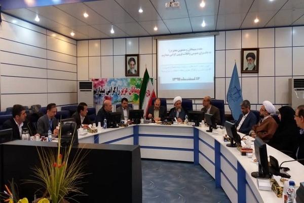 توزیع بیش از  4هزار تن اقلام اساسی در قزوین