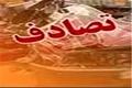 6 کشته بر اثر تصادف در مسیر سرباز - ایرانشهر