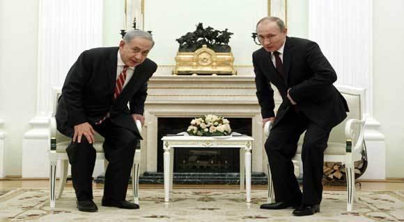 نویسنده مشهور عرب نوشت: نتانیاهو دست خالی از مسکو برمیگردد/ گزینههای تلآویو در سوریه چیست؟
